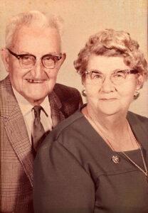 Doug's grandparents