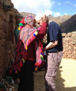 Doug in Peru